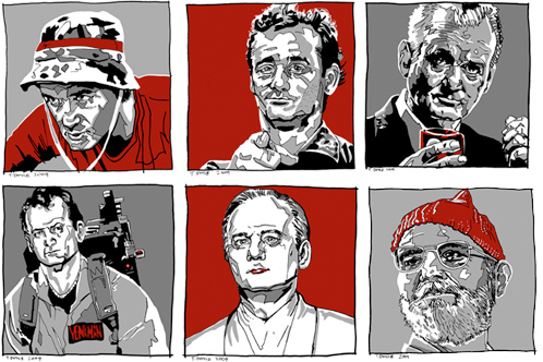 tim-doyle-bill-murray-times-six