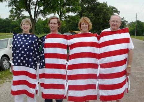 awkward american family