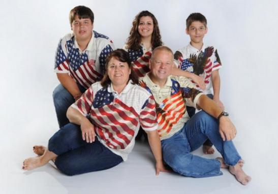 awkward family 4th of july