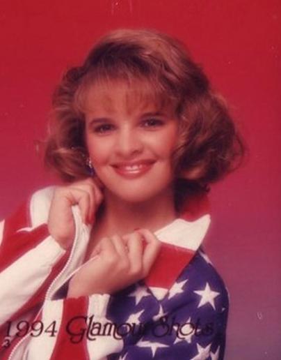 patriotic glamour
