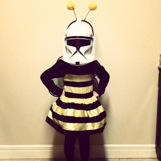 bumblebee stormtrooper
